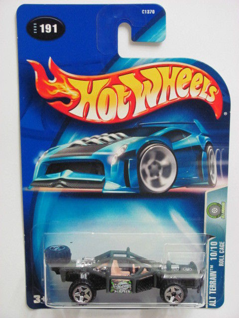HOT WHEELS 2003 ALT TERRAIN ROLL CAGE COLLECT. #191