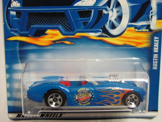 HOT WHEELS 2001 #197 AUSTIN HEALEY BIG TAMPO