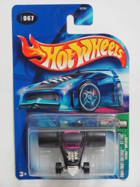 HOT WHEELS 2004 FIRST EDTITIONS FATBAX DUPLIFIED #067