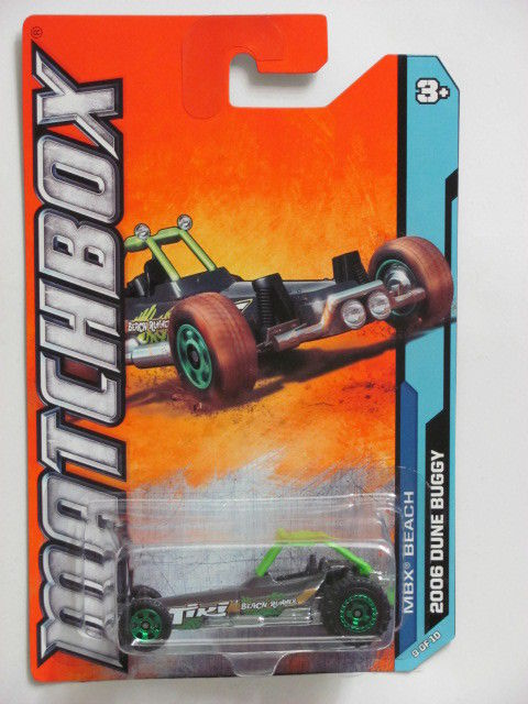 MATCHBOX 2012 MBX 2006 DUNE BUGGY #9 OF 10