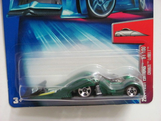 HOT WHEELS 2004 FIRST EDITIONS CROOZE LEMELT #051