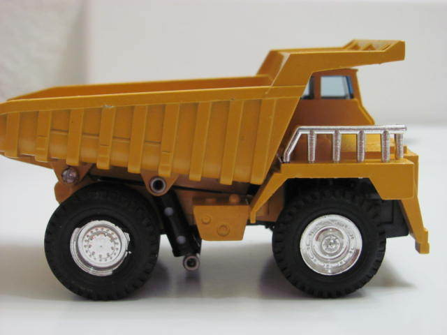 SHINEI COX MINI POWER 1/60 CATERPILLAR 777 TRUCK
