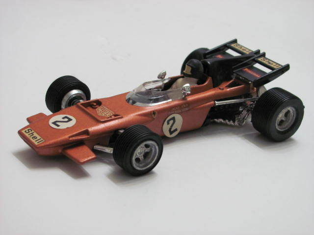 DINKY DIE CAST TOYS FERARI 312/B2 RACING CAR 226