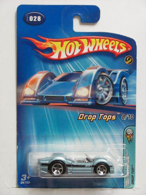 HOT WHEELS 2005 FIRST EDITIONS DROP TOPS #028 E+