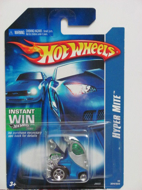 HOT WHEELS 2006 HYPER MITE