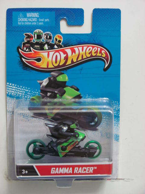 HOT WHEELS 2013 1:64 SCALE GAMMA RACER