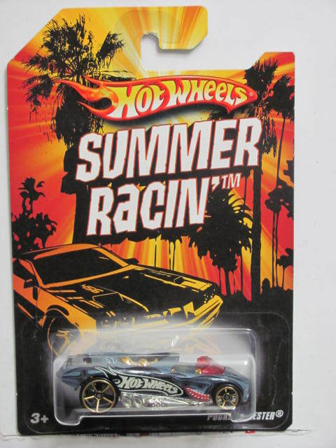 HOT WHEELS SUMMER RACIN' POCKET BIKESTER