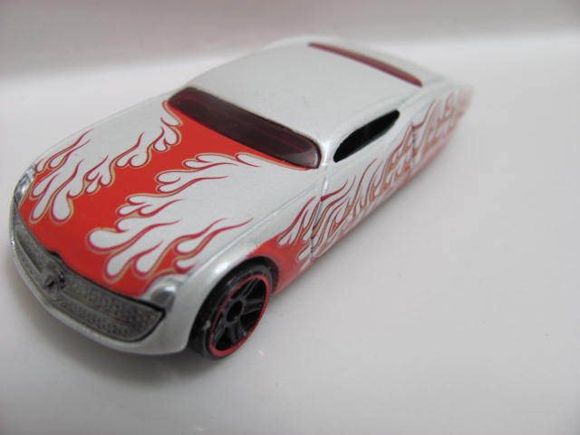HOT WHEELS 2009 MYSTERY CARS GANGSTER GRIN LOOSE