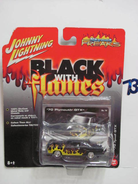 JOHNNY LIGHTNING STREET FREAK '70 PLYMOUTH GTX #14
