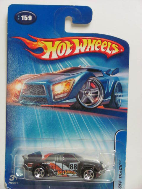 HOT WHEELS 2005 OFF TRACK #159 GREEN