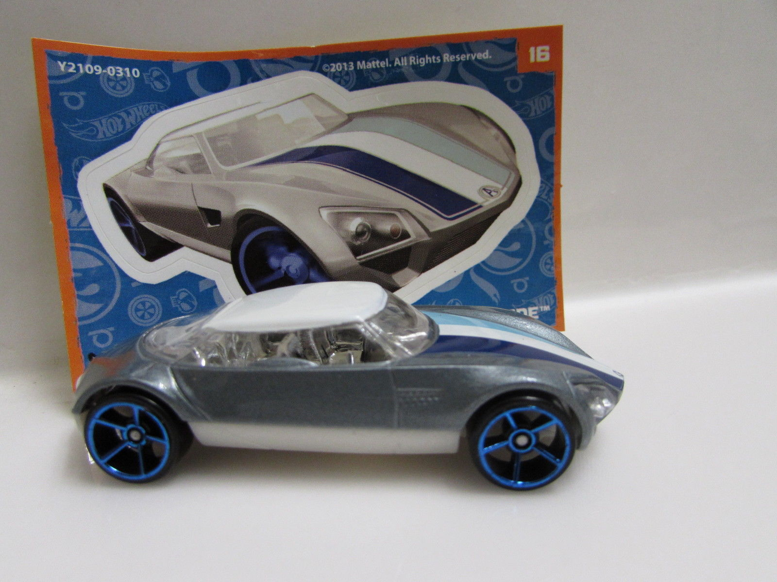 HOT WHEELS 2013 MYSTERY CARS SERIES 2 #16 AVANT GARD
