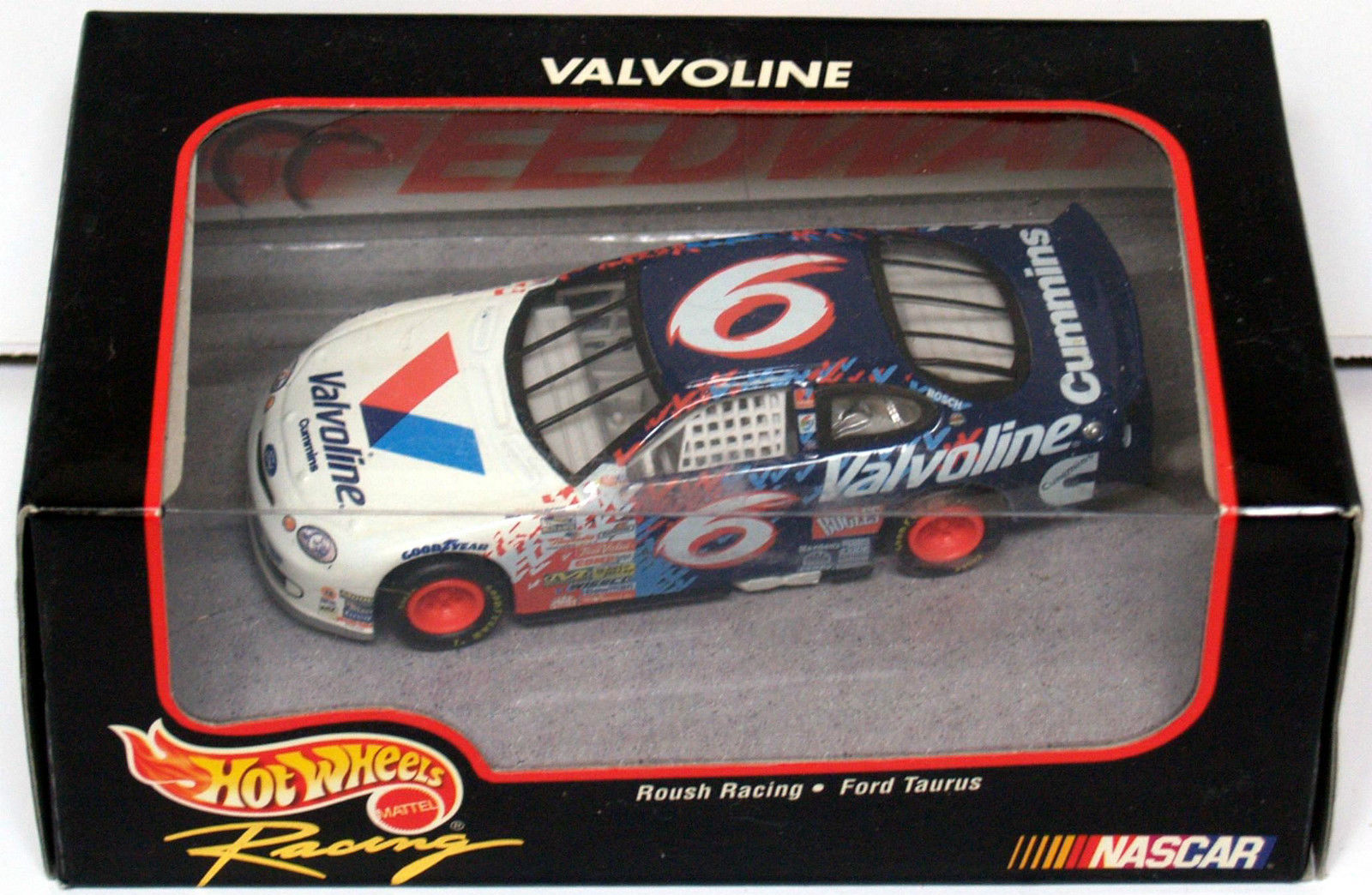 HOT WHEELS RACING 1998 - VALVOLINE #6
