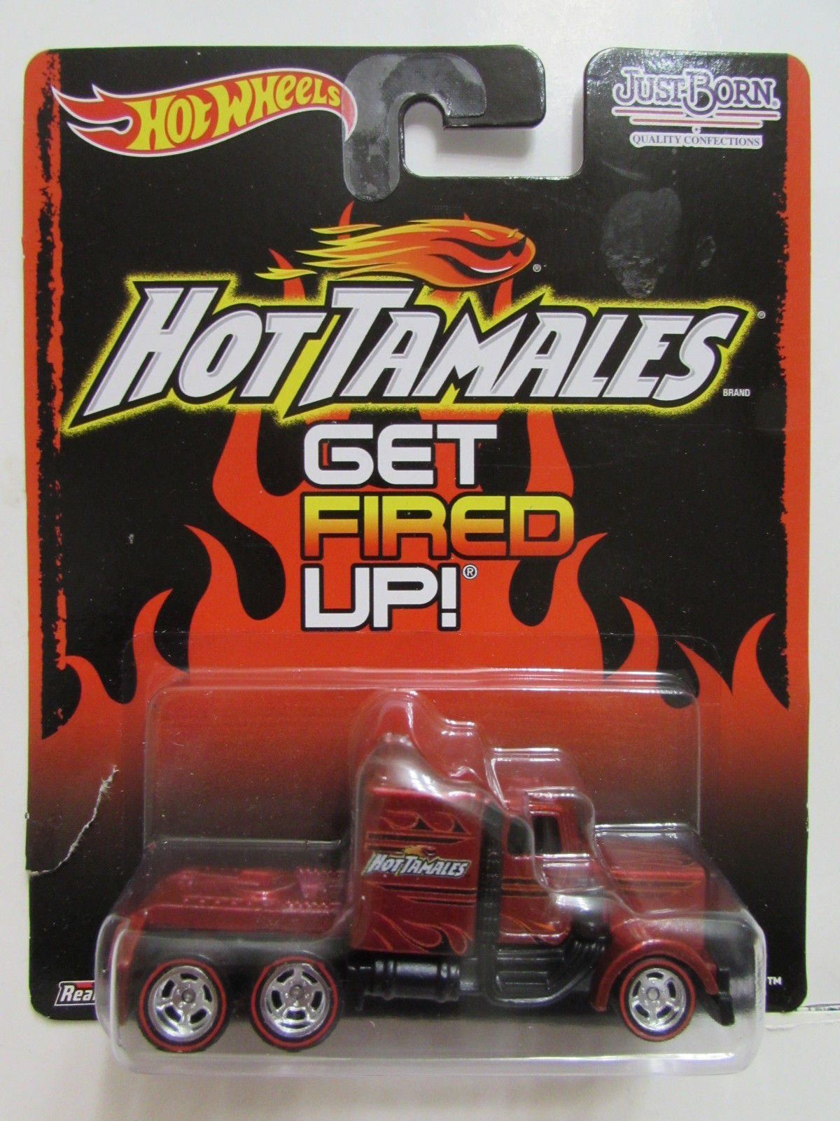 hot wheels just born hot tamales get fired up   long gone