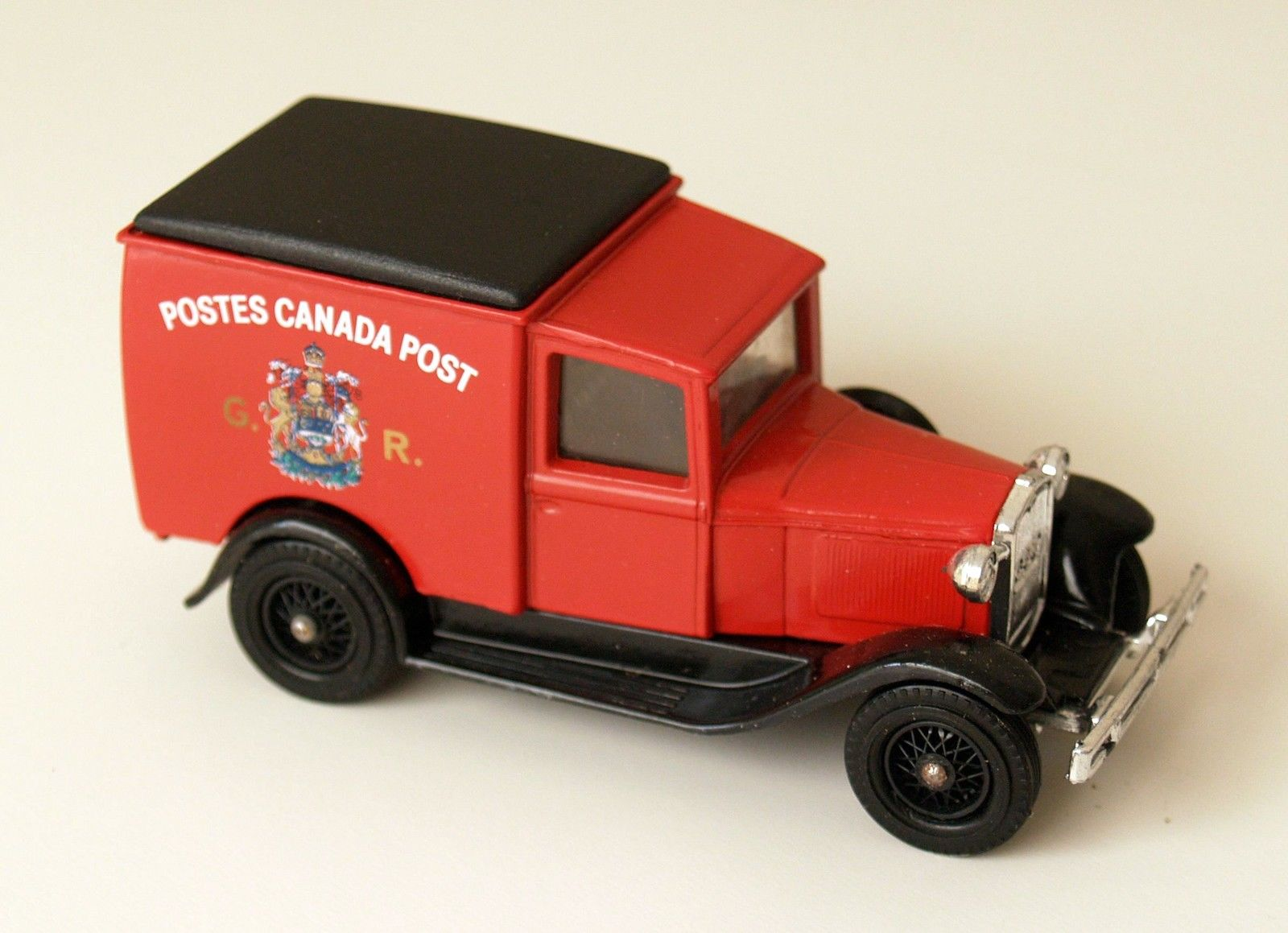 MATCHBOX MODELS OF YESTERYEAR Y-22 1930 MODEL 'A' FORD VAN 1:40