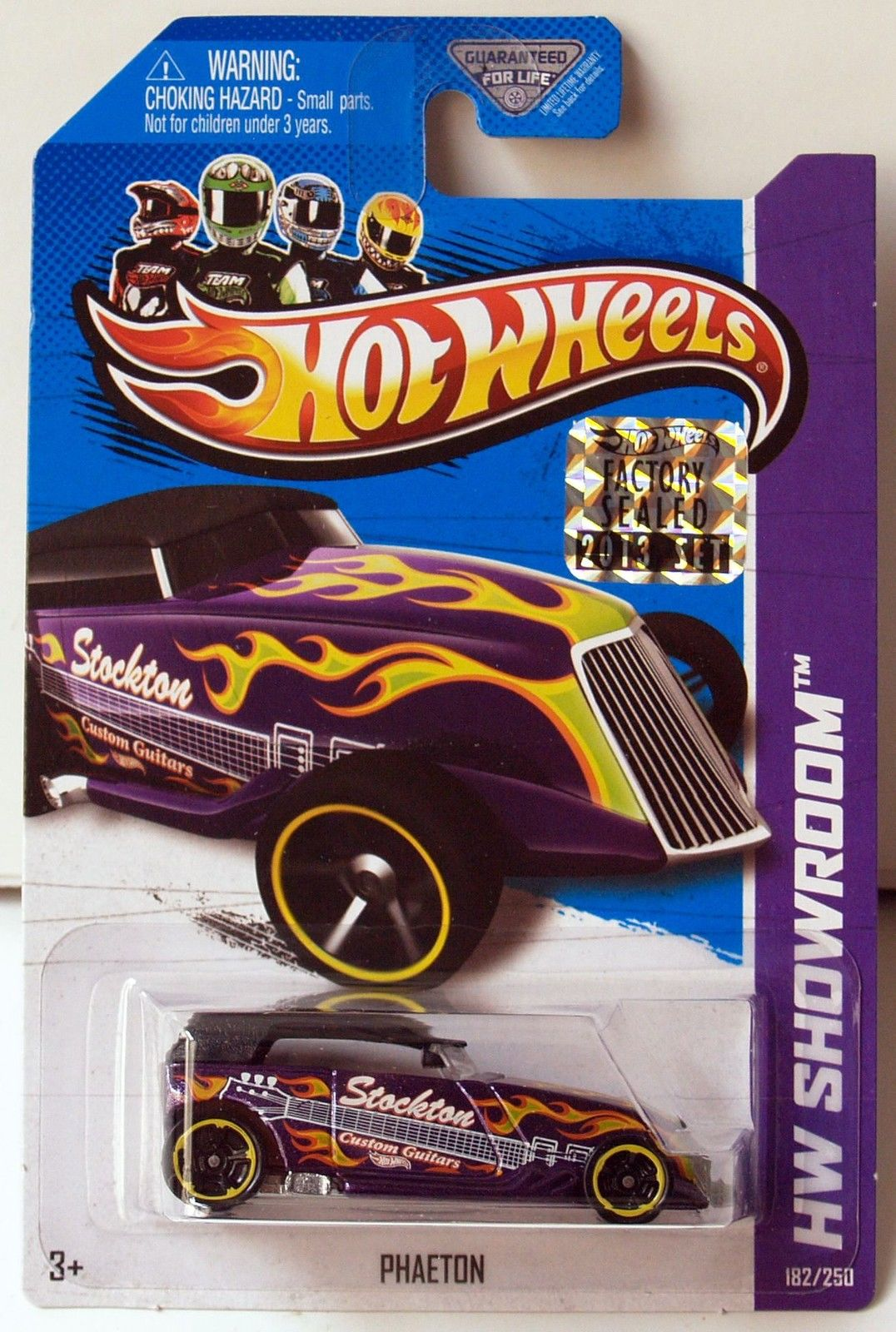 HOT WHEELS 2013 HW SHOWROOM AMERICAN TURBO PHAETON FACTORY SEALED