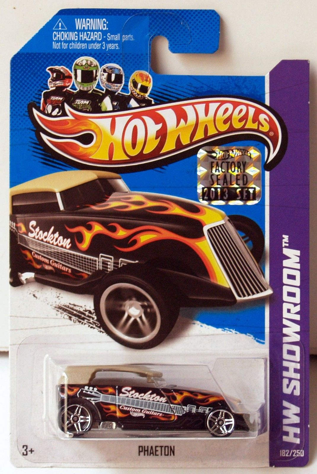 HOT WHEELS 2013 HW SHOWROOM AMERICAN TURBO PHAETON BLACK FACTORY SEALED