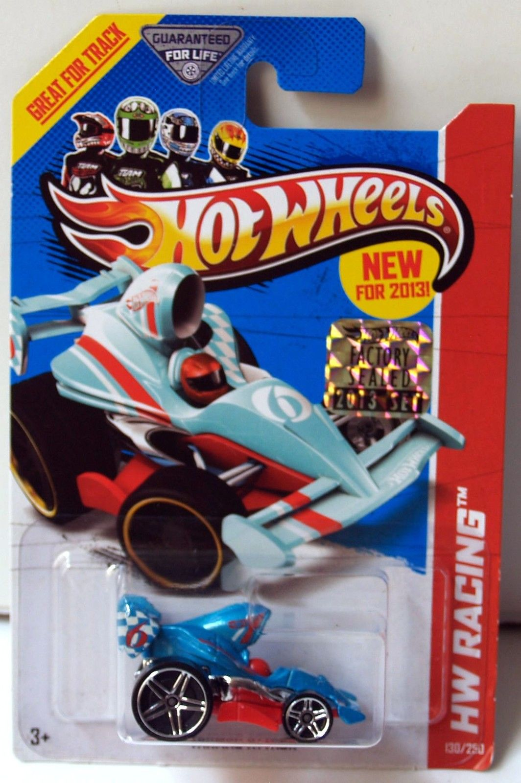 HOT WHEELS 2013 HW RACING TRACK ACES TARMAC ATTACK FACTORY SEALED