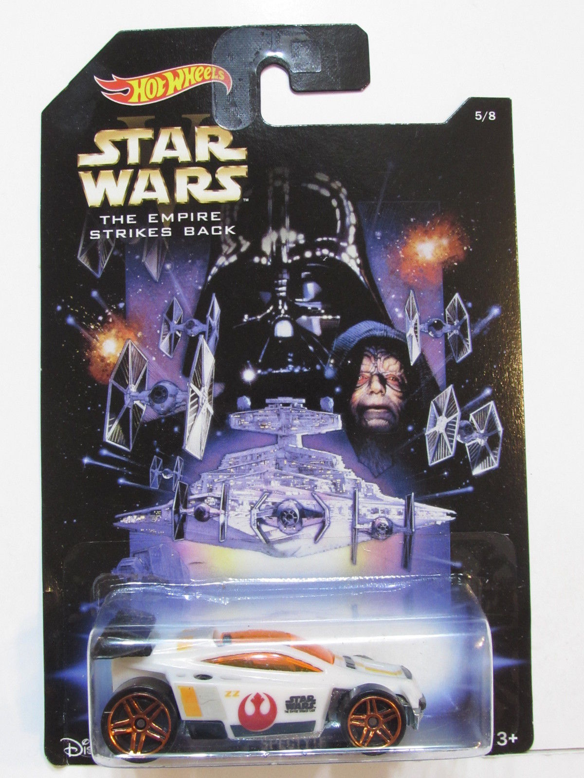 HOT WHEELS STAR WARS 2015 THE EMPIRE STRIKES BACK SPECTYTE