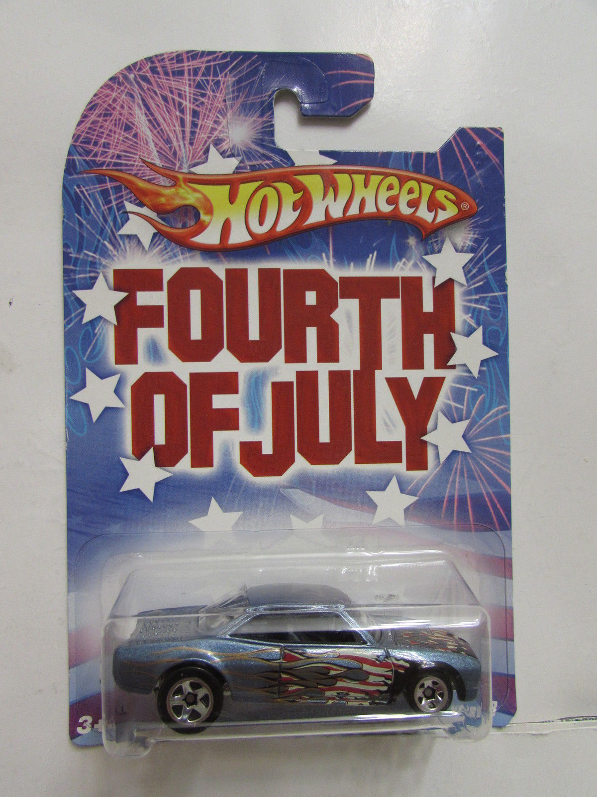 HOT WHEELS FOURTH OF JULY 2009 VAIRY 8