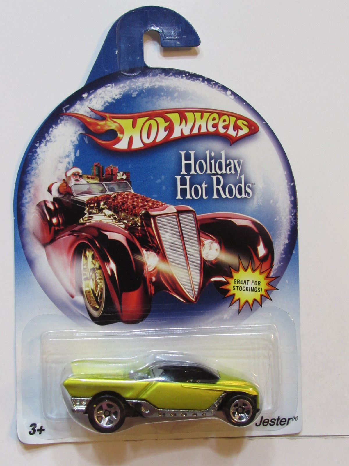 HOT WHEELS HOLIDAY HOT RODS 2007 JESTER
