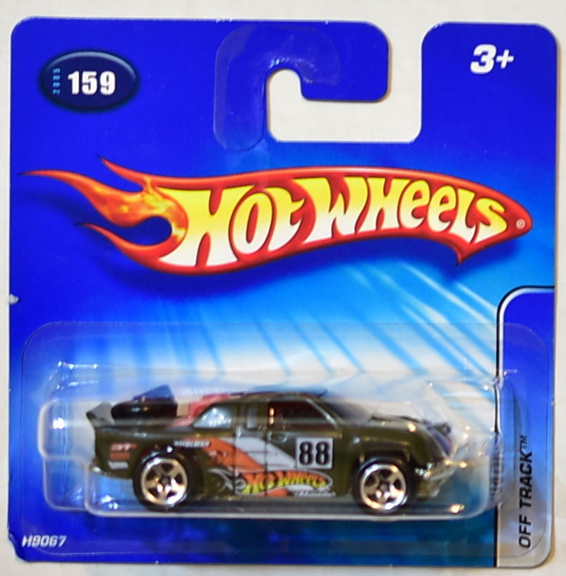 HOT WHEELS 2005 OFF TRACK #159 SHORT CARD