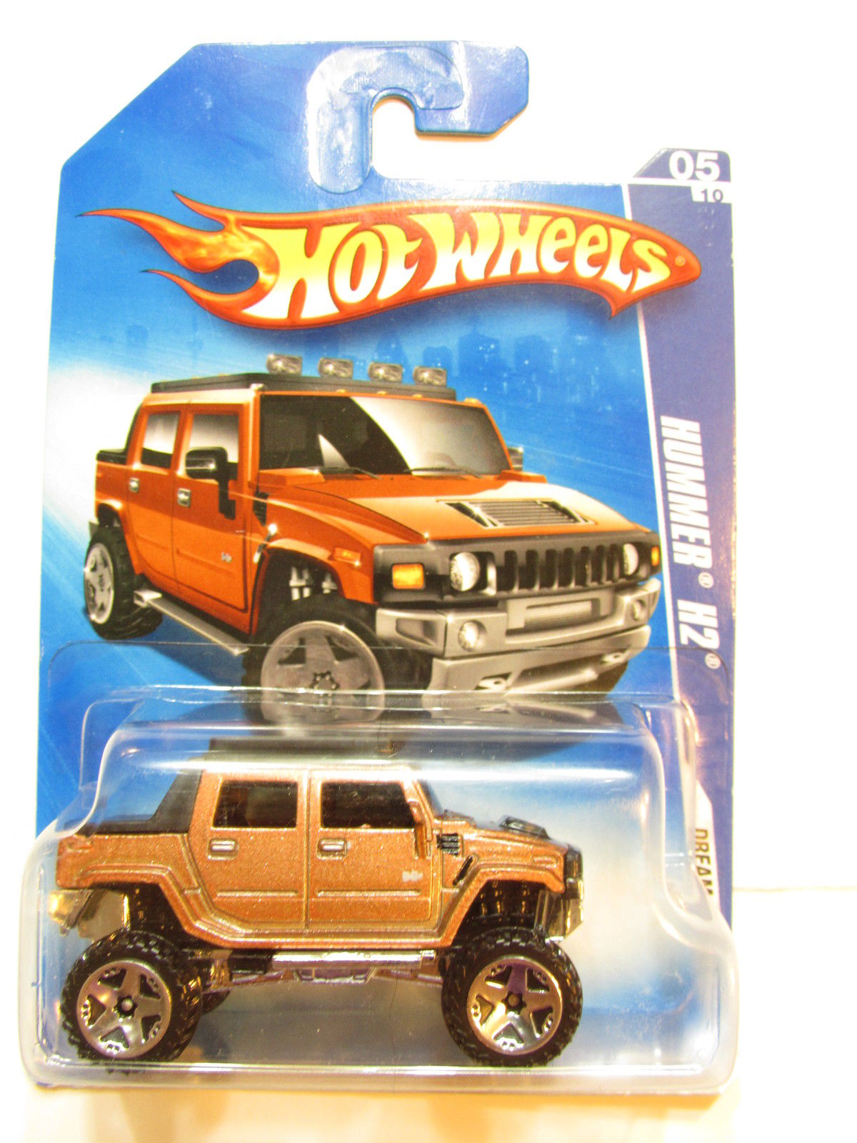 HOT WHEELS 2009 DREAM GARAGE HUMMER H2