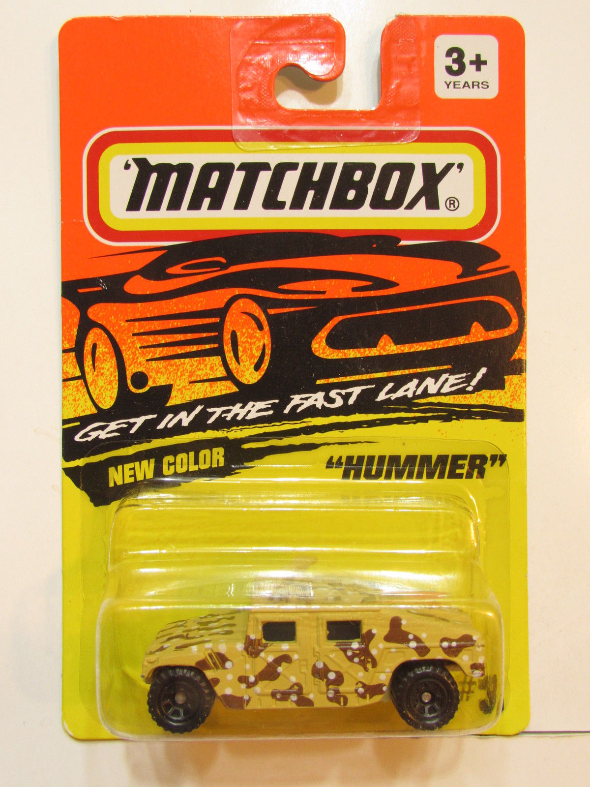 MATCHBOX 1994 NEW COLOR - HUMMER