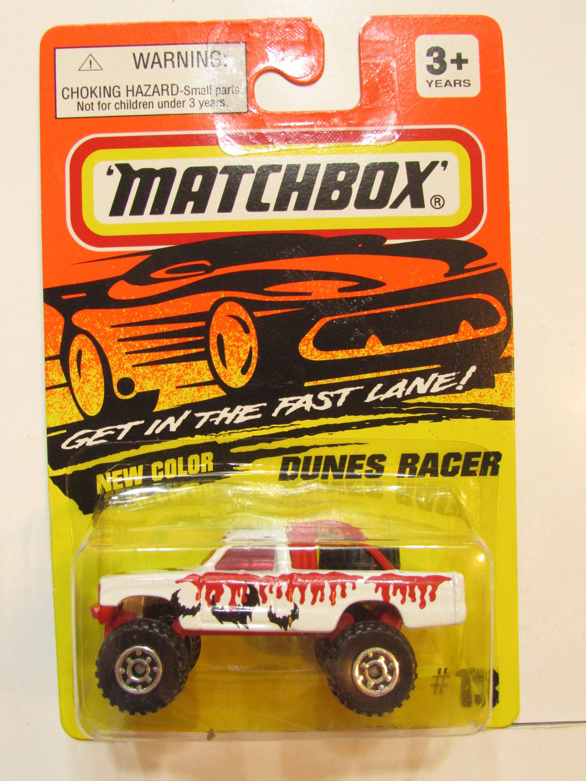 MATCHBOX 1994 #13 NEW COLOR DUNES RACER