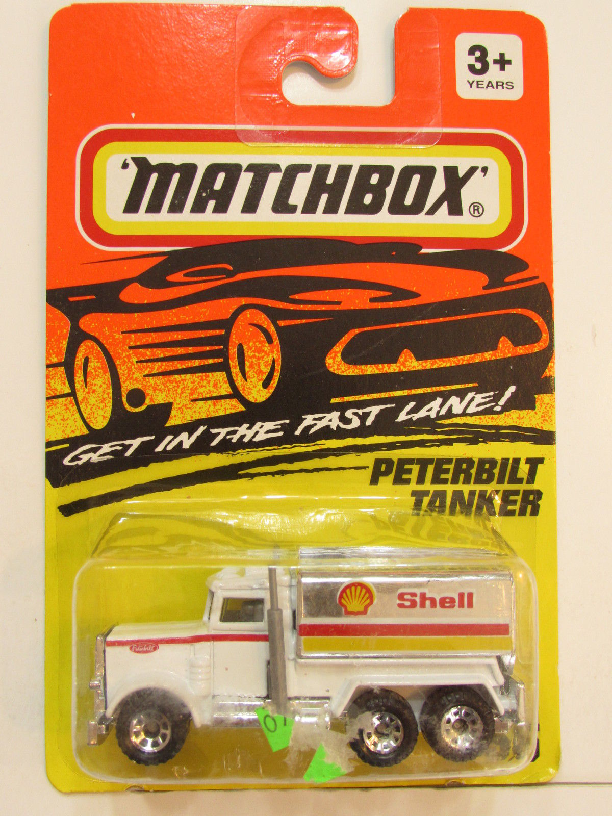MATCHBOX 1993 PETERBILT TANKER