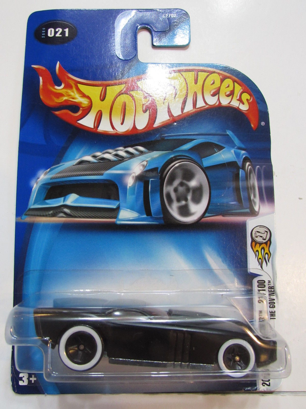 HOT WHEELS 2004 FIRST EDITIONS THE GOV' NER #021 NO TAMPOO