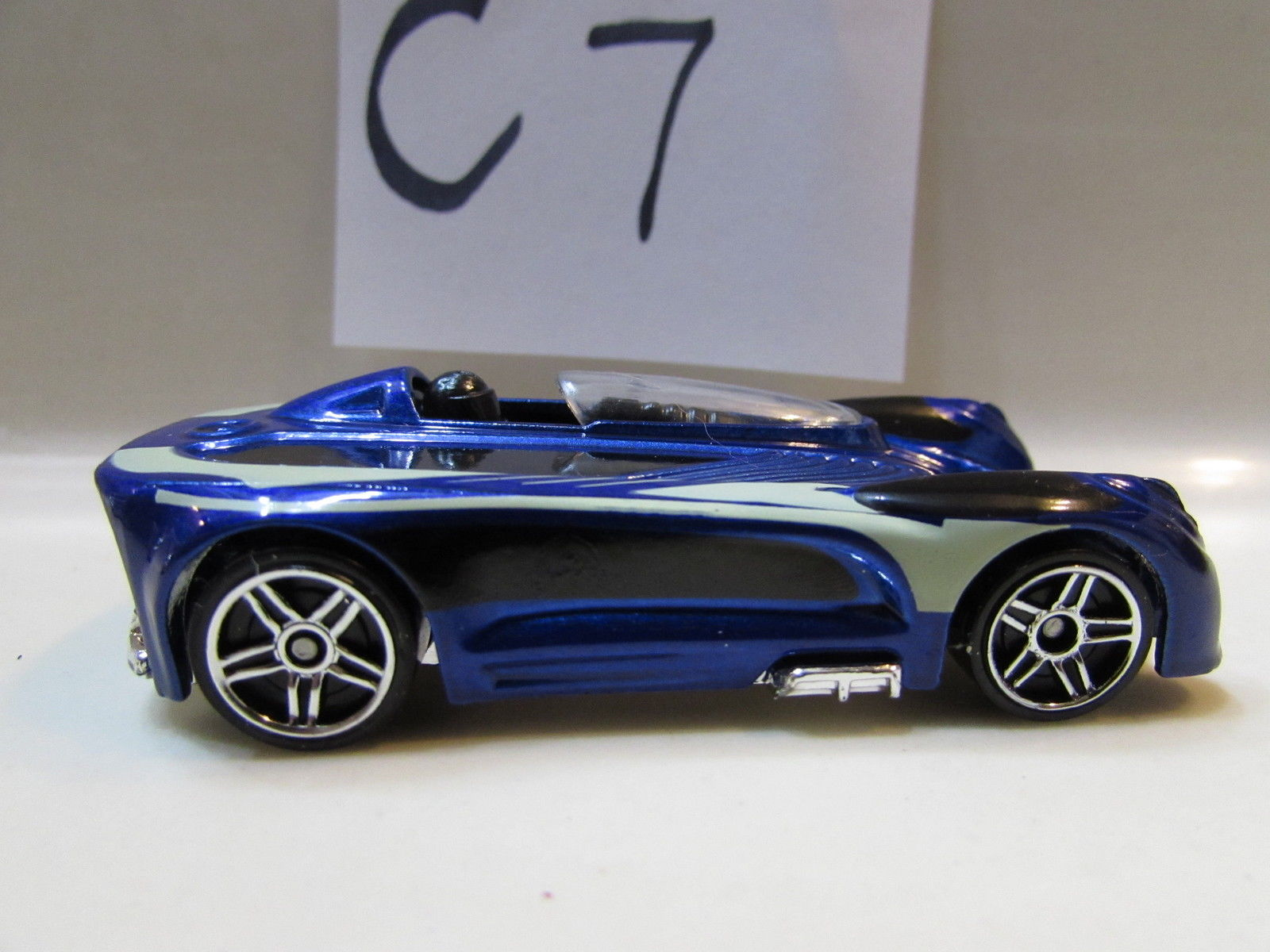 HOT WHEELS 2007 MYSTERY MONOPOSTO LOOSE