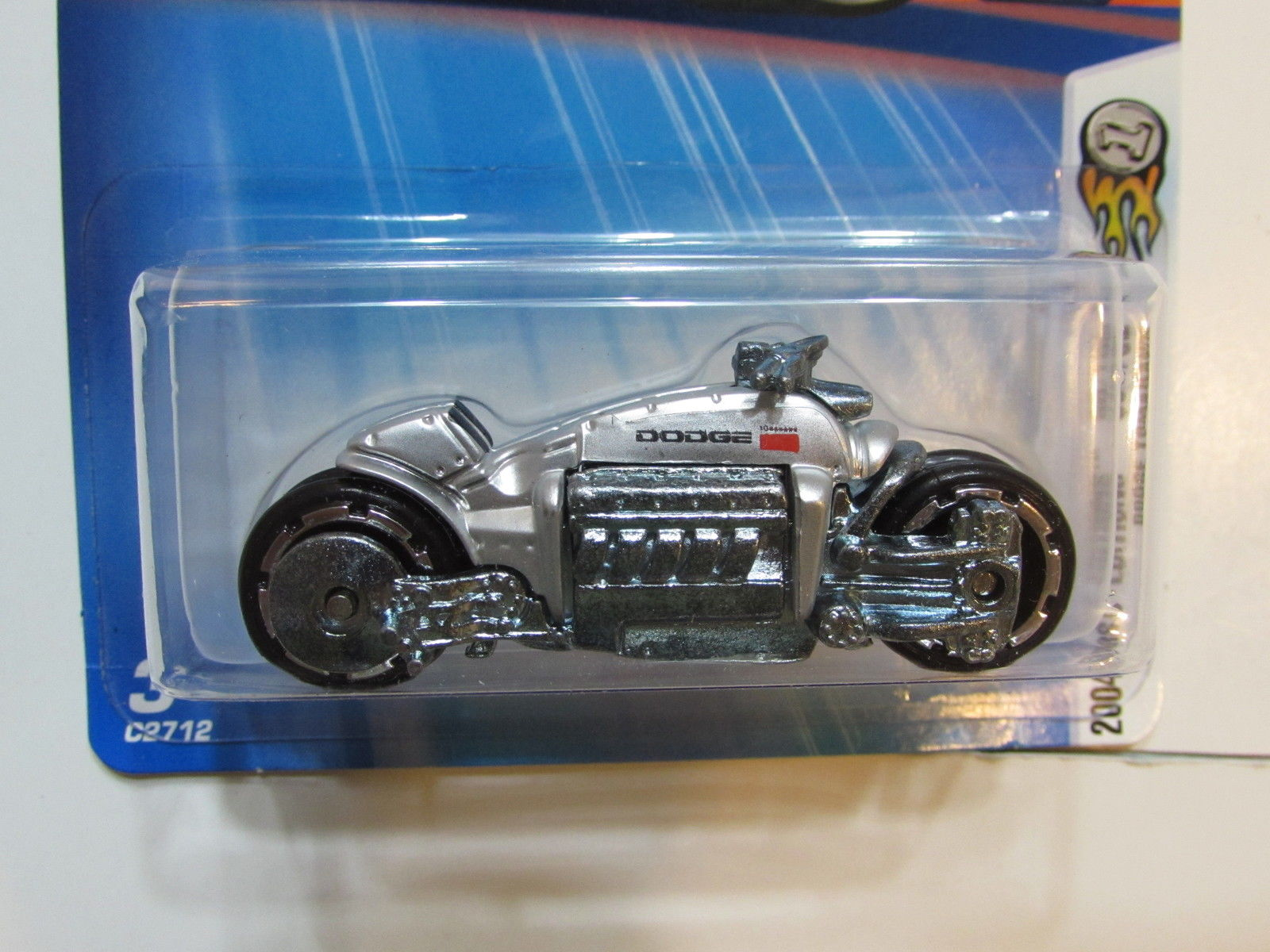 HOT WHEELS 2004 FIRST EDITIONS DODGE TOMAHAWK #080