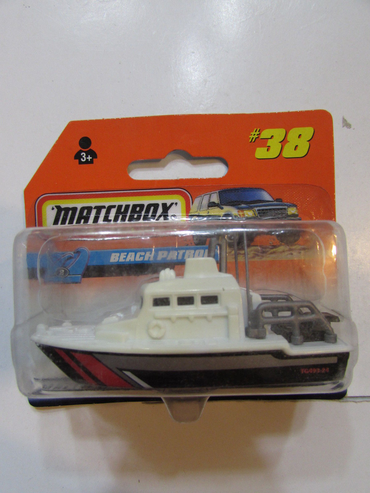 MATCHBOX 1998 #38 BEACH PATROL