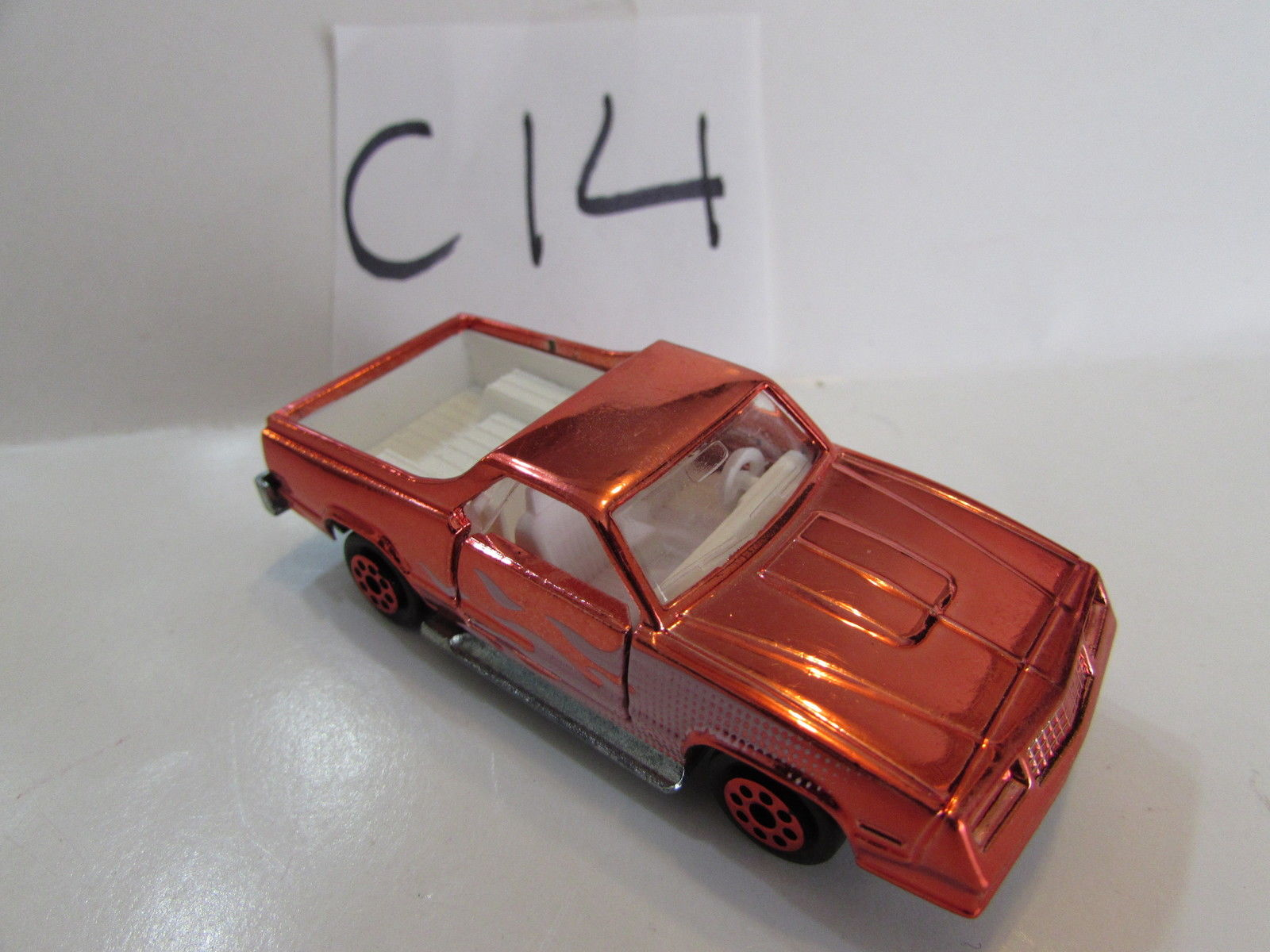 MAJORETTE KOOL KROMES EL CAMINO SS MADE IN FRANCE SCALE 1:59 #269
