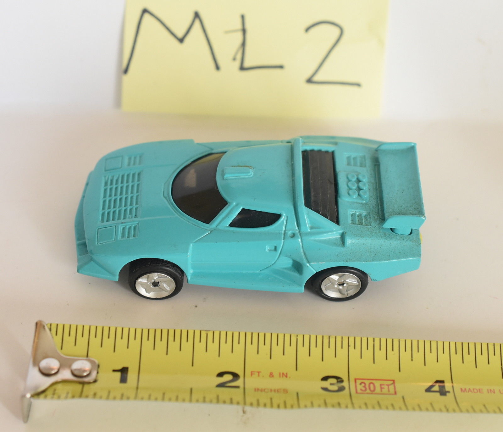 MC TOY LANCIA - SCALE 1/45 - LOOSE - Click Image to Close