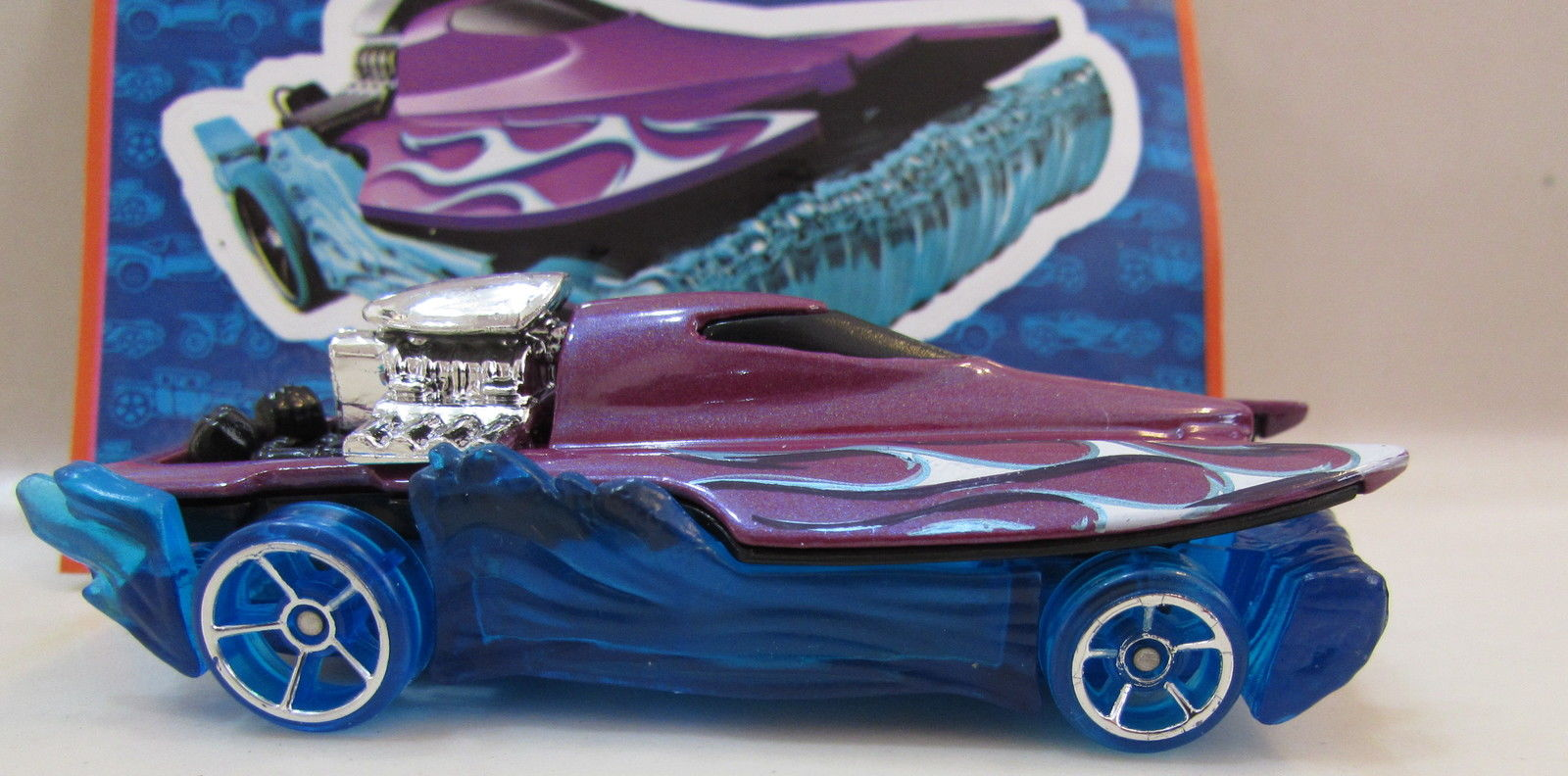 HOT WHEELS 2016 MYSTERY MAD SPLASH #11