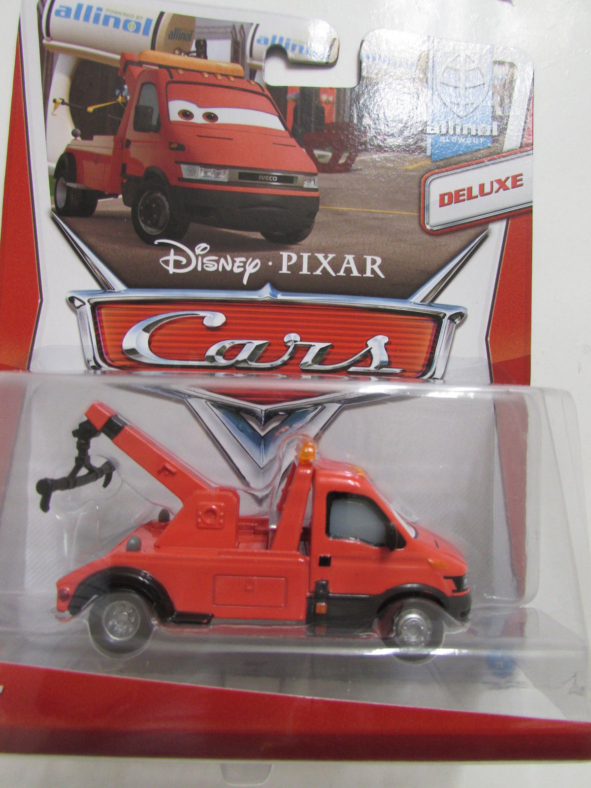 DISNEY PIXAR CAR DELUXE TOWIN EOIN