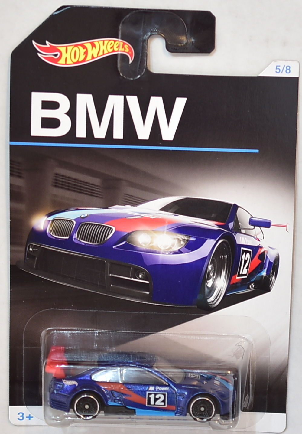 Hot Wheels Bmw Series 2016 M3 Gt2 5 8