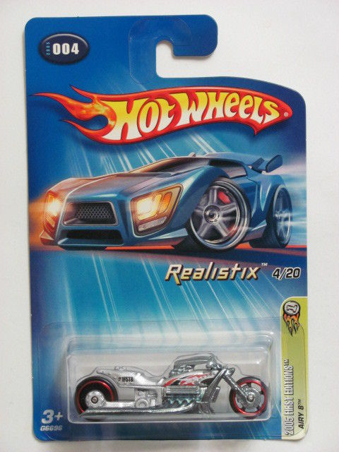 HOT WHEELS 2005 FIRST EDITIONS REALTISTIX #4/20 AIRY 8
