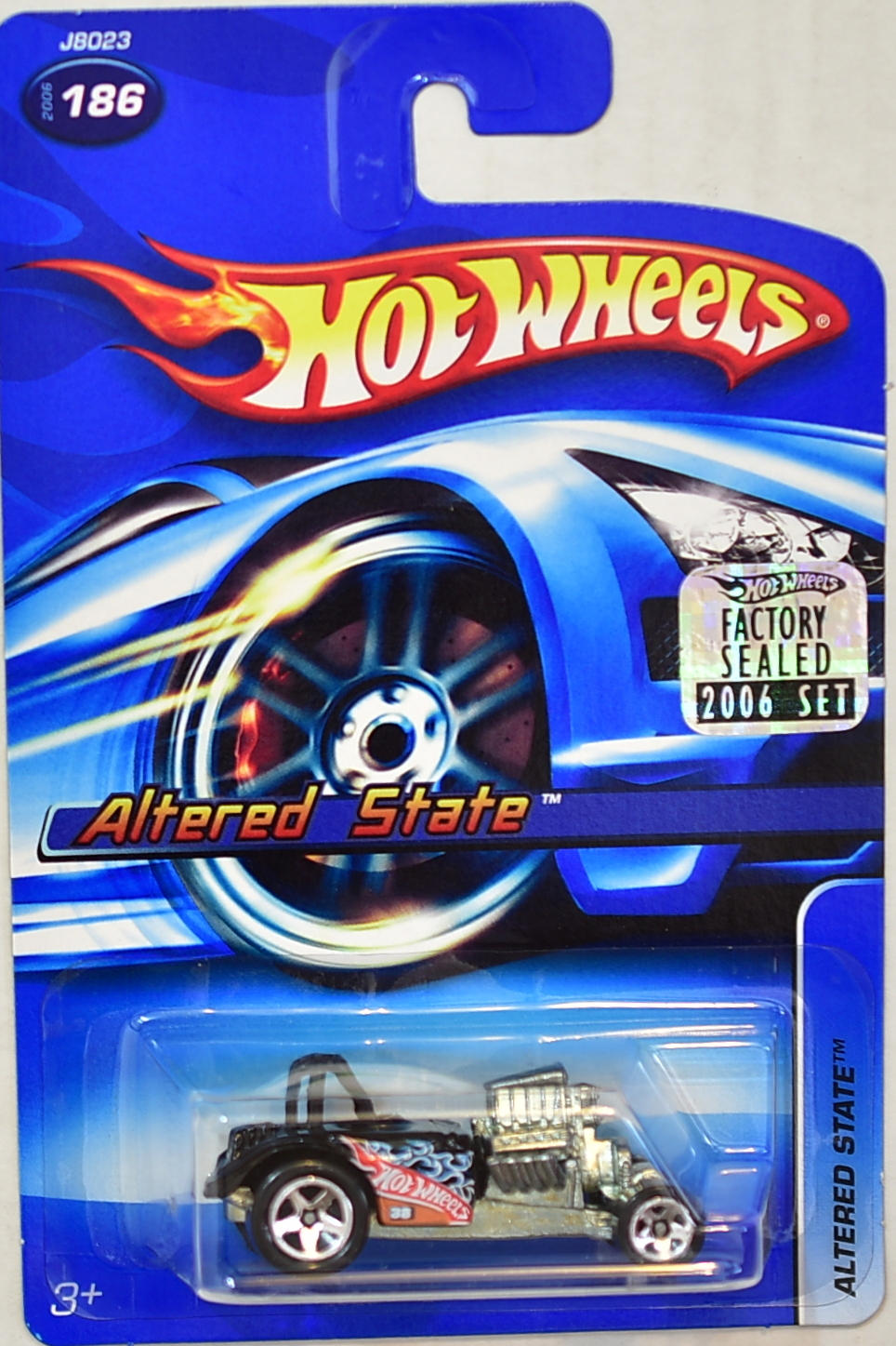 HOT WHEELS 2006 ALTERED STATE #186 FACTORY SEALED