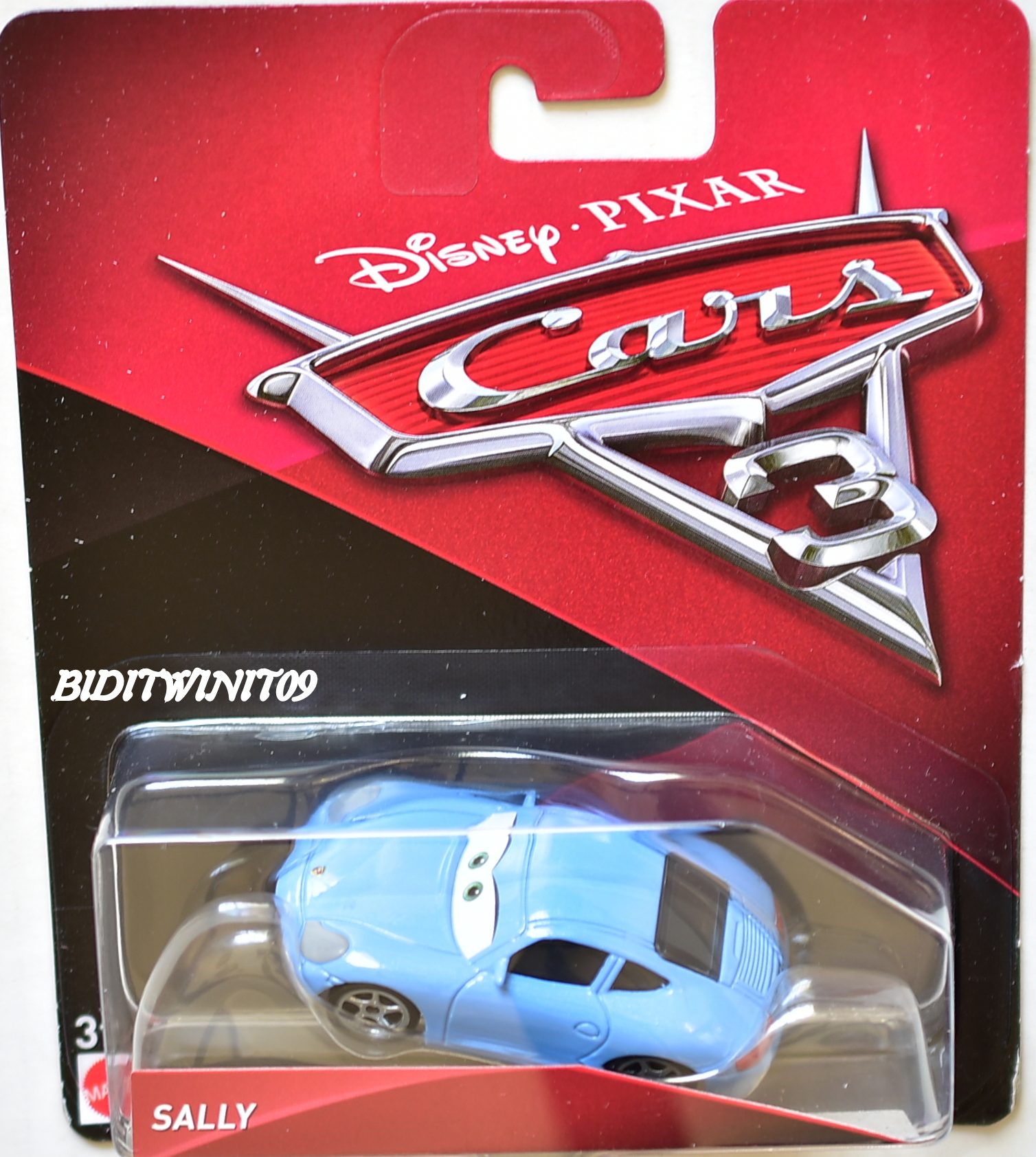 DISNEY PIXAR CARS 3 2017 SALLY