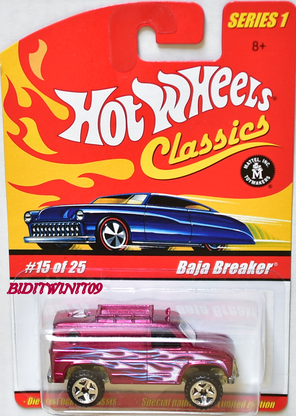 42679 Best Worst Cars Youve Ever Owned as well Hot Wheels Cars Treasure Hunts furthermore Hot Wheels Classics Series 1 15 25 Baja Breaker Purple E further Molly Pitcher additionally 782467001. on e oscar mayer wienermobile