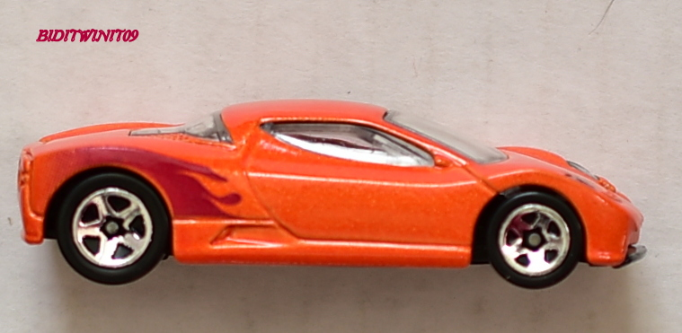 HOT WHEELS 2015 KROGER MYSTERY CAR ACURA HSC CONCEPT #01 LOOSE E+