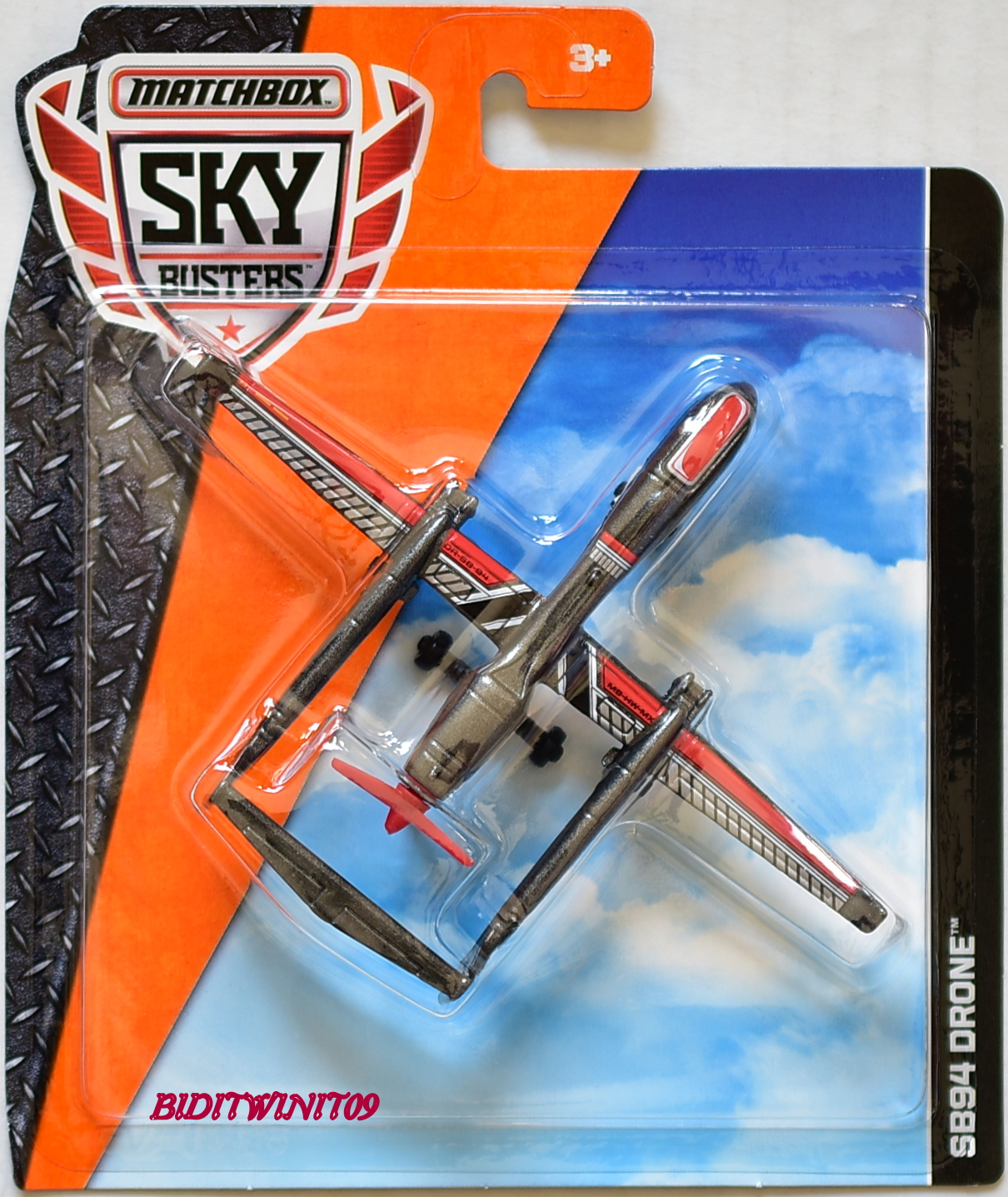 MATCHBOX 2016 SKY BUSTERS SB94 BRONE