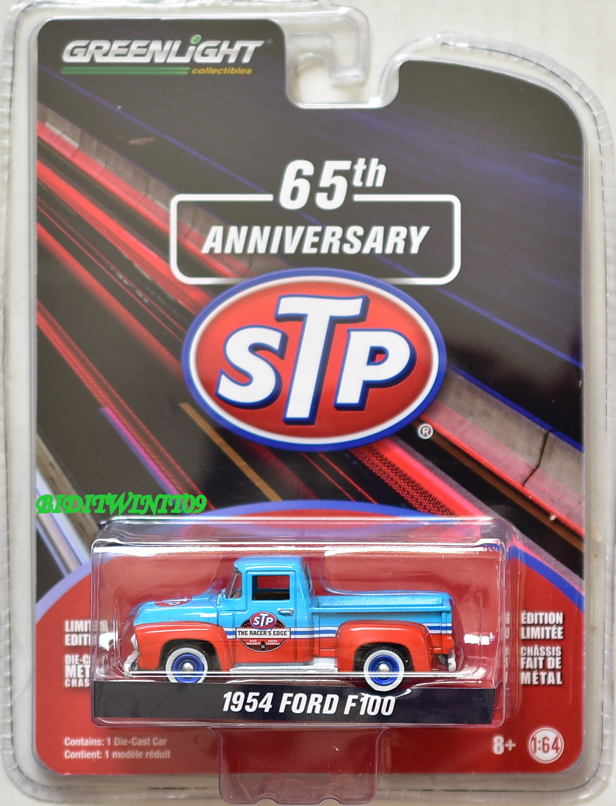 GREENLIGHT ANNIVERSARY SERIES 6 1954 FORD F100