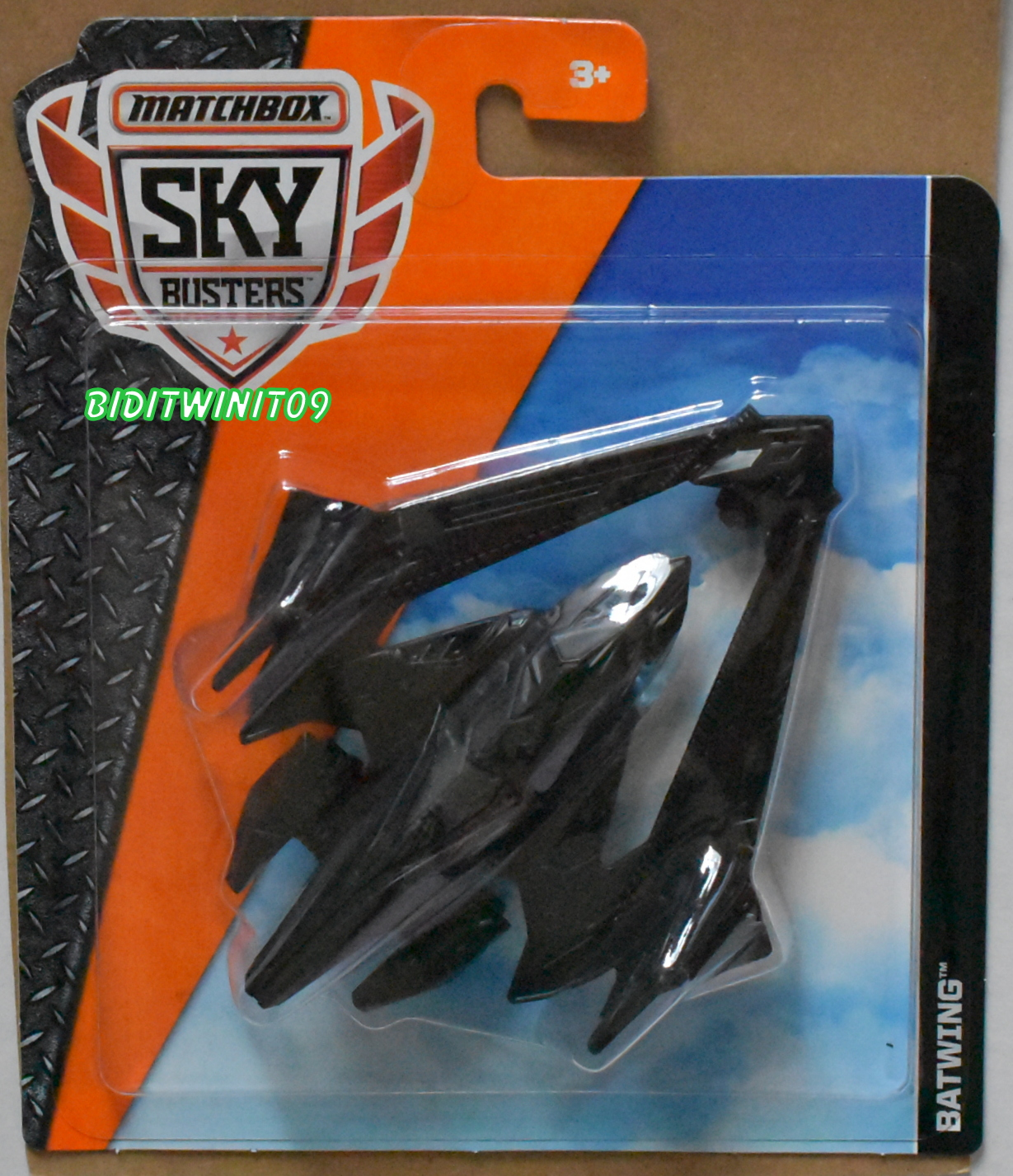 MATCHBOX SKYBUSTERS BATWING