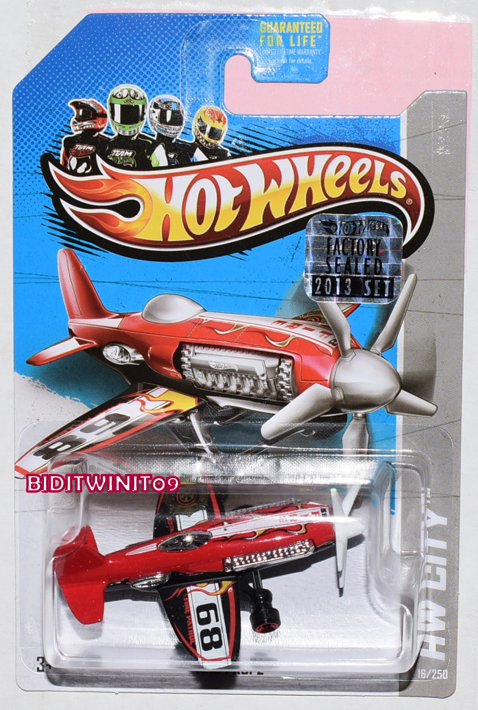 HOT WHEELS 2013 HW CITY MAD PROPZ FACTORY SEALED