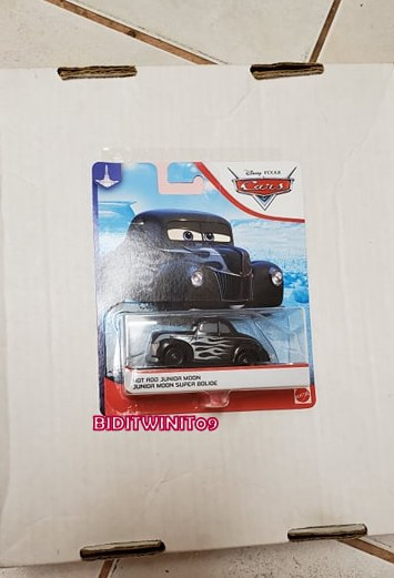 DISNEY PIXAR CARS 2019 HOT ROD JUNIOR MOON E+