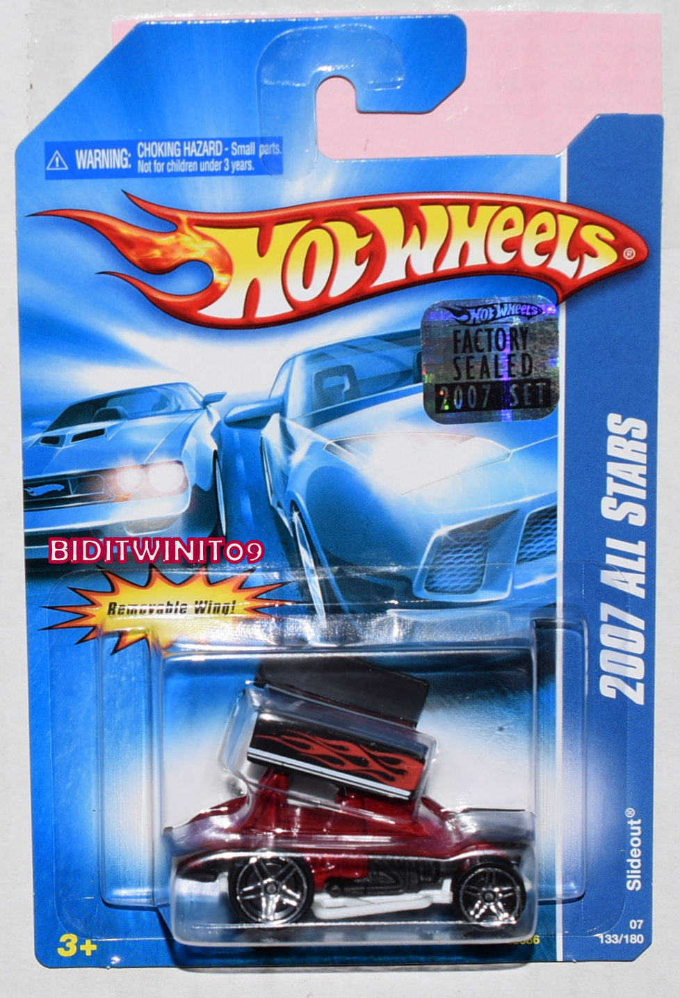 HOT WHEELS GARAGE CUSTOM '67 FORD MUSTANG COUPE #14/20