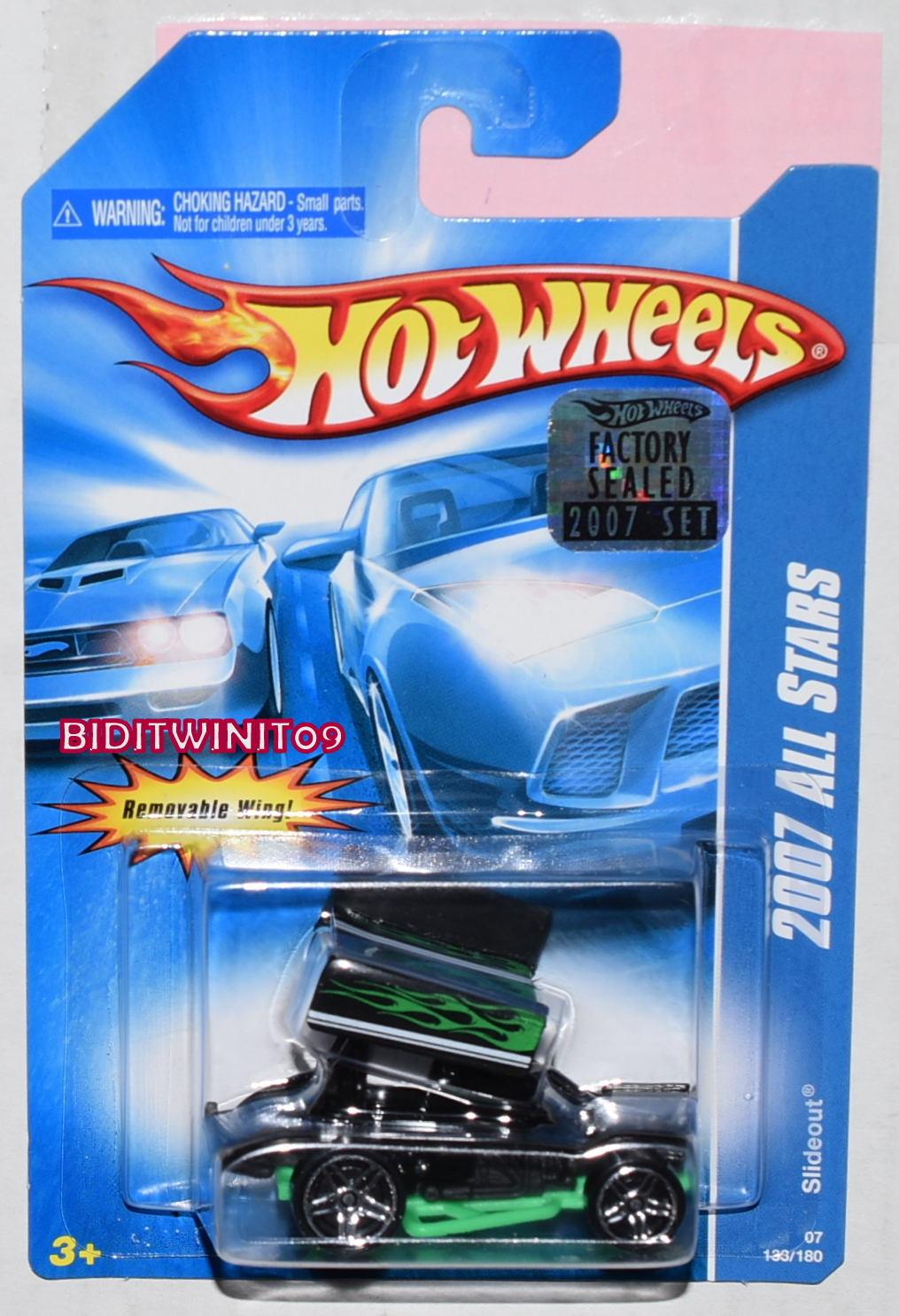 HOT WHEELS GARAGE '67 PLYMOUTH GTX #10/15